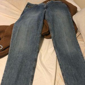 Cinch black label jeans